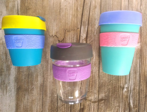 3 KeepCup ToGo Becher